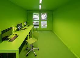 office colour design. Green For Productivity Office Colour Design U