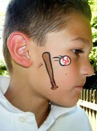 simple face painting designs for cheeks bing images