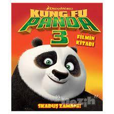 DreamWorks - Kung Fu Panda 3 (Filmin Kitabı)