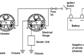 vdo gauges wiring diagrams vdo image wiring diagram vdo fuel sender wiring diagram wiring diagrams on vdo gauges wiring diagrams