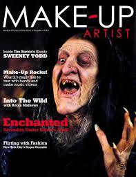 issue no 70 makeupmag makeup artist magazinemake