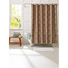 Better Homes and Gardens Leaves 13 Piece Textured Fabric Shower