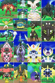 POKEMON SUN AND MOON ALOLAN LEGENDARY POKEMON 6IV EV TRAINED   Pokemon, Pokemon  sun, Pokémon heroes
