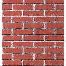 Vosarea 3D Brick Wall Stickers Self ...