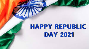 Happy Republic Day 2021 Wishes: इन देशभक्ति भरे मैसेज से दें गणतंत्र दिवस  की शुभकामनाएं - 72nd republic day 2021 whatsapp wishes images cards quotes Republic  Day wishes status in hindi lbs - AajTak