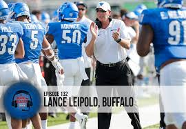 Inside The Headset: Lance Leipold [PODCAST] - AFCA Insider