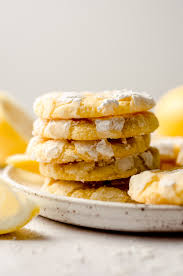 These cookies have the perfect balance of sweet and tart. Lemon Crinkle Cookies