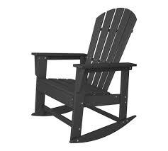 polywood adirondack rocking chairs. Beautiful Polywood South Beach Adirondack Rocking Chair Rocker Polywood Outdoor  Furniture Slate To Rocking Chairs C