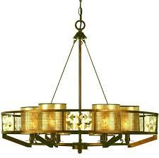 brushed nickel orb chandelier nickel