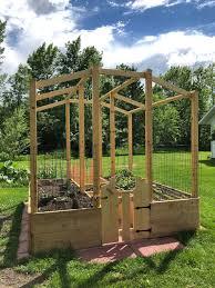 whimsical raised vegetable garden plans