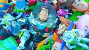 Toy Story Light Show Giant Toy Story Toys Collection With Buzz Lightyear Sheriff Woody And Mcdonalds Power Rangers