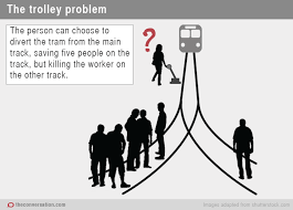 the trolley dilemma would you kill one person to save five  the trolley dilemma has since proven itself to be a remarkably flexible tool for probing our moral intuitions and has been adapted to apply to various