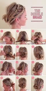 13 Tutos Pour Coiffer Ses Cheveux Courts à Mi Longs