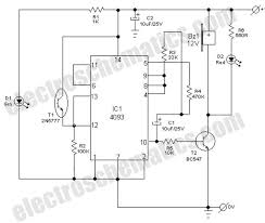 light fence security alarm circuit schematic light fence circuit schematic