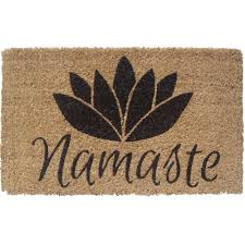 Coir - Entryways - Door Mats - Mats - The Home Depot