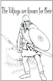 Free Viking Coloring Pages Printer Ready Viking Statue Coloring Page