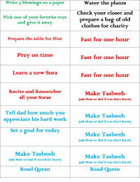 2 My Version Of Ideas For Good Deeds Jar In Ramadan Feel