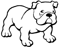 Dog Coloring Pages Free Download Best Dog Coloring Pages On