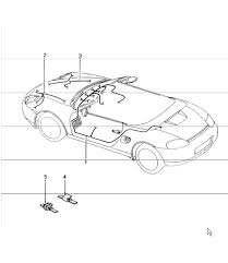 porsche 996 abs wiring diagram freddryer co ABS Wire Harness 1987 Porsche 944 wiring harnesses passenger partment glove front luggage repair kit porsche 996 abs wiring diagram at