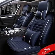 front rear luxury leather car seat covers for jeep grand cherokee wrangler patriot cherokee compass commander car styling