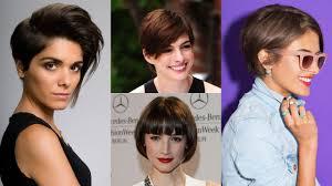 Korte Haarstijlen Trend Kapsels Haarstijlen Eenvoudige Haarstijlen