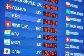Money Exchange Rate Stock Image Image Of Exchange Hong