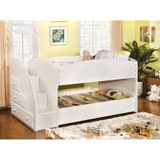 Twin Kids Beds Wayfair Jamie Bunk Bed With Storage loversiq
