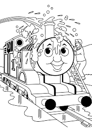 Small Picture Thomas And Friends Coloring Pages Printable Image Gallery HCPR