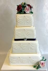 traditional square wedding cakes. Contemporary Traditional Anna More Information Pillar Wedding Cakes  Traditional   Intended Square Wedding Cakes