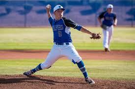 Baseball Basic Dornak Throws Three Hitter As Basic Rolls Nevada Preps