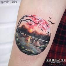 тату салон в спб Wunderkammer студия татуировки санкт петербург
