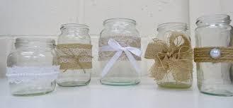 Decorating Jam Jars