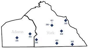 Lodges 42nd Masonic District Of Pennsylvania