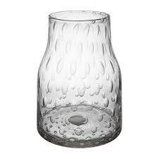 large bubble glass vase n 1