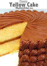 the best yellow cake from scratch recipe by mycakeschool com so moist