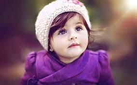 Download cute little girl wallpapers