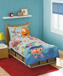 Charming This Bubble Guppies U0027B Is For Bubbleu0027 Bedding Set By Bubble Guppies Is  Perfect! #zulilyfinds