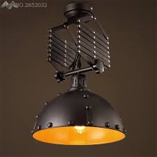 retractable lighting. nordic vintage creative e27 retractable ceiling lights iron lamp cafe bar dining room restaurant kitchen lighting h