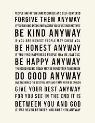 Mother Teresa Quotes Love Anyway Custom Download Mother Teresa Quotes Love Anyway Ryancowan Quotes