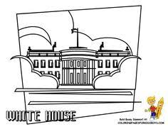 Small Picture coloring pages washington dc white house coloring page