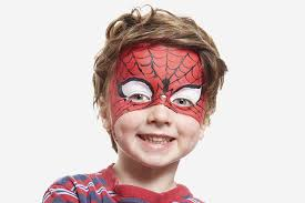 spiderman face painting ideas 10 fun and easy kids face painting ideas free