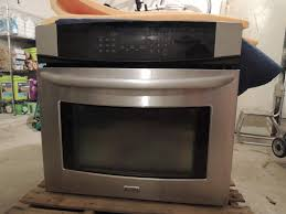 kenmore elite double oven. picture 1 of 8 kenmore elite double oven
