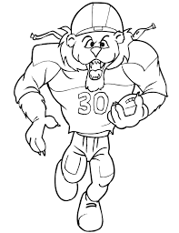 Small Picture Real Football Player Coloring Pages Coloring Pages