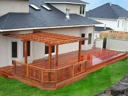 wood deck cost. Pictures Gallery Of Wood Deck Cost E
