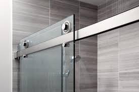 architectural hardware manufacturer krownlab debuted its firstever sliding shower door system called rorik r45