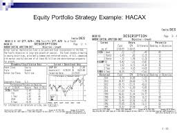 2 0 Investment Course Day Two Equity Analysis And