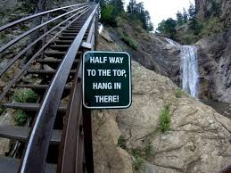 Image result for half-way