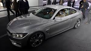 Coupe Series bmw two door : 2014 BMW M6 Gran Coupe, 4-series coupe concept debut at Detroit ...