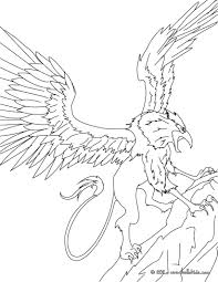 Griffing Coloring Page A Free Coloring Page That You Can Color