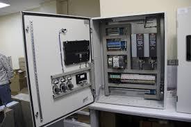 Производство kr control ШУ насосами с сенсорным управлением